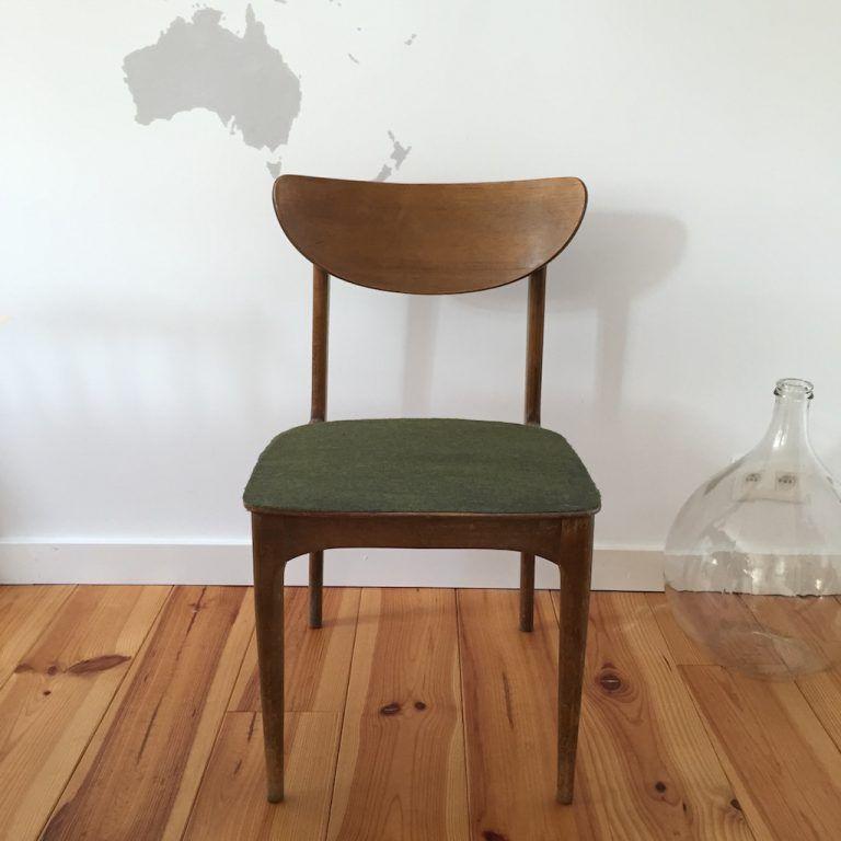 DIY #27 – Restaurer une chaise  Retapisser une chaise