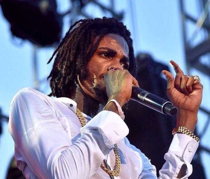 Dancehall Artist Accused Alkaline Of Stealing His Song Magic 103 7 Alkaline Dancehall Alkaline Jamaican Artist Alkaline Music