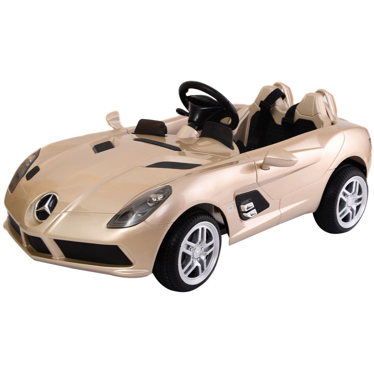 Mercedes Benz Z199 12v Electric Kids Ride On Car Licensed Mp3 Rc Remote Control
