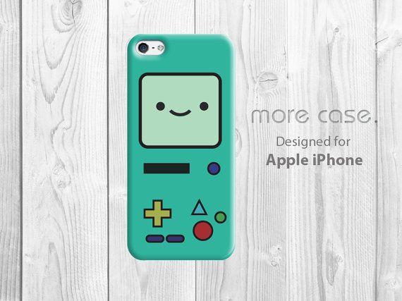 Adventure Time Beemo Iphone 5s Case Adventure Time Bmo Iphone 5c Case Iphone 5 Case Iphone 4 Case Designed For Iphon Iphone 5s Cases Iphone 5c Cases Iphone
