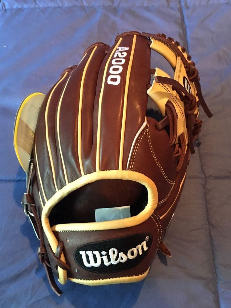 Brand NEW Wilson 2018 A2000 1787 11.75 Baseball Glove