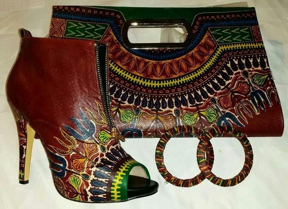 africano vestir