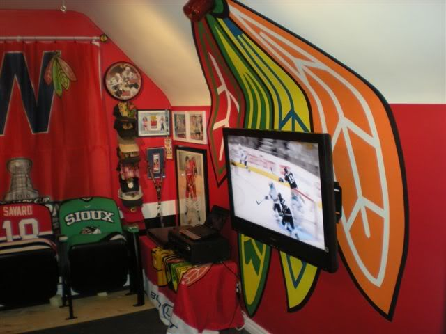 Chicago Blackhawks Bedroom Decor - Home Design