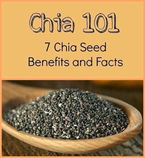 Why I Love: Chia Seeds