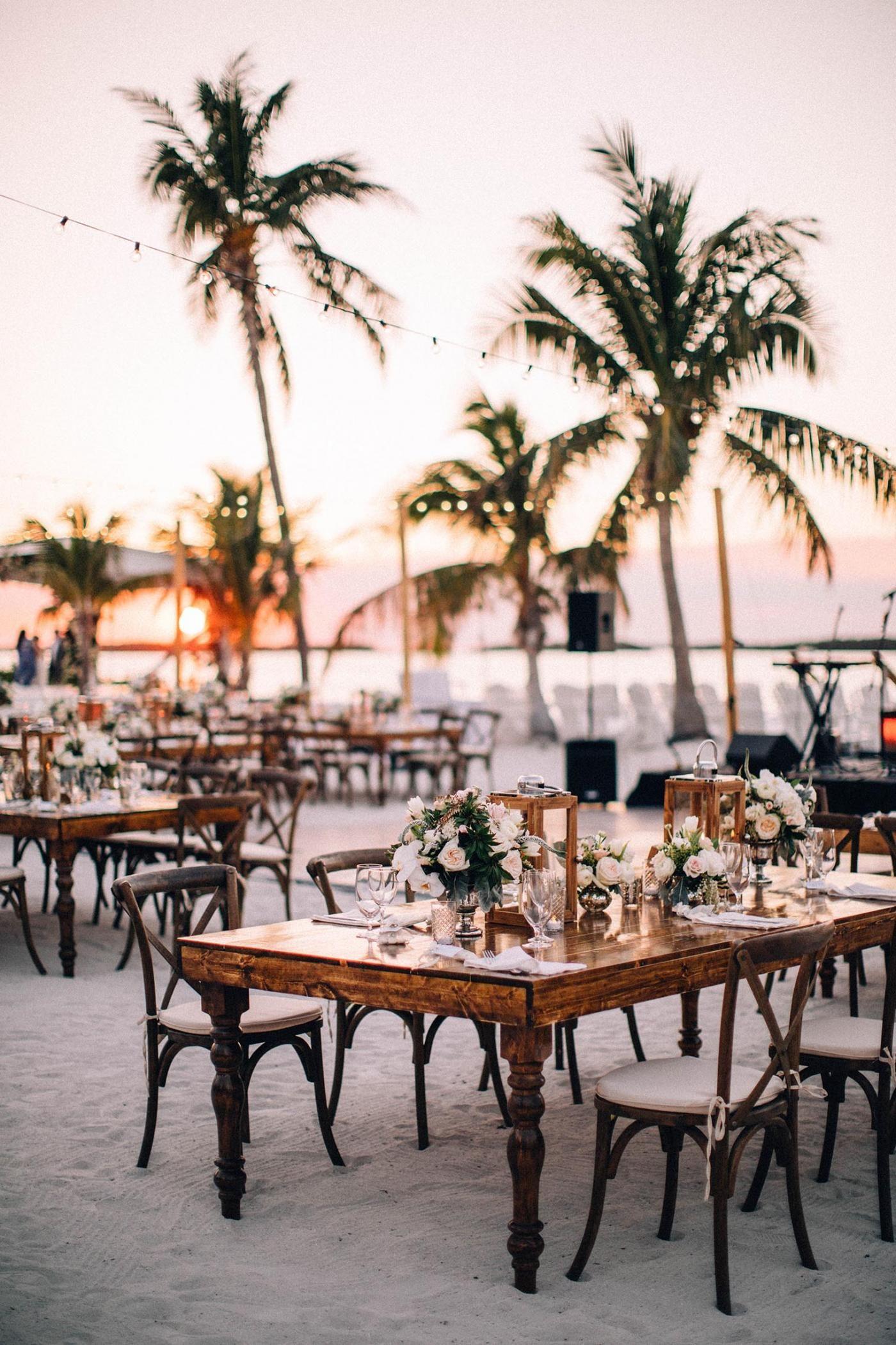 An Islamorada Wedding That's Got Us Ready to Escape to the Tropics