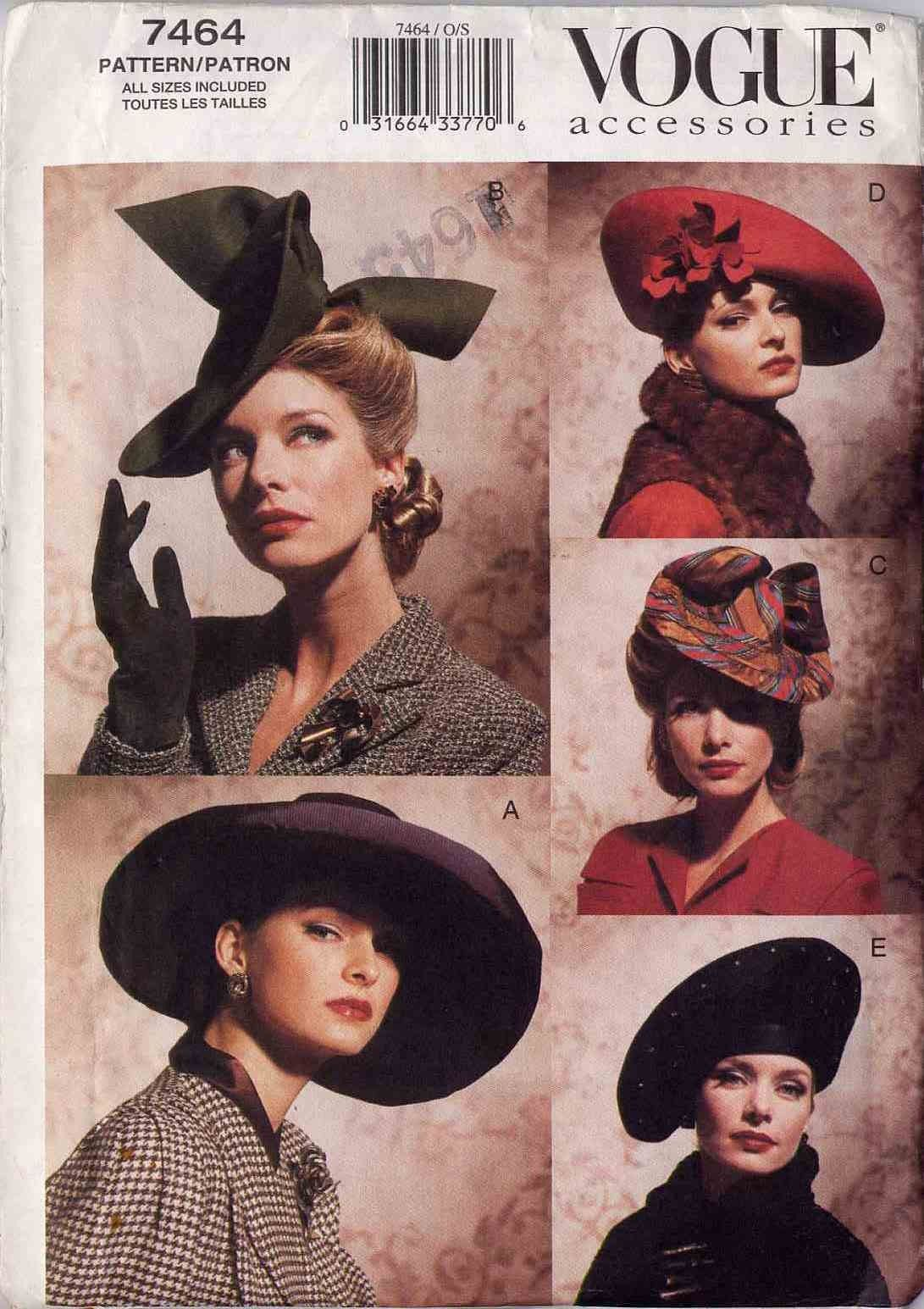 40 s hats.  5bfebfc7df3