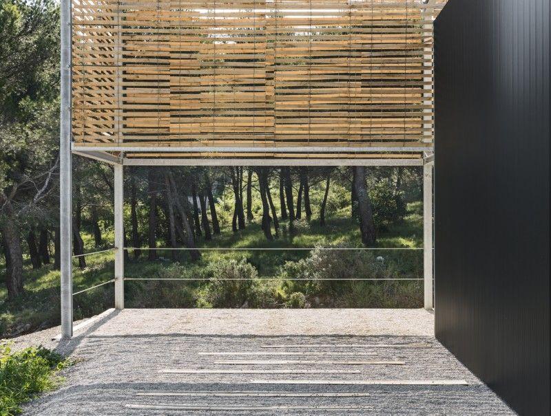 Pan architecture eea extension de lécole darchitecture marseilles