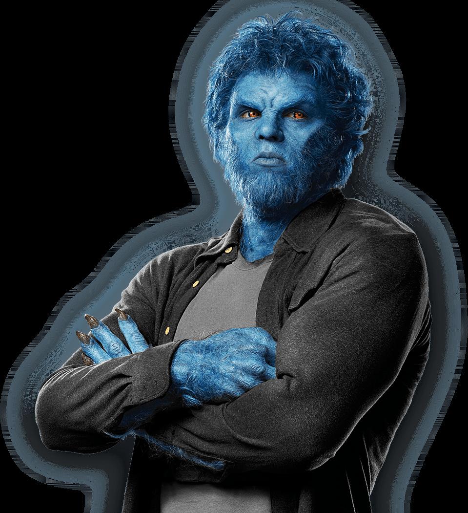 Beast Gallery X Men X Men Evolution Man Beast
