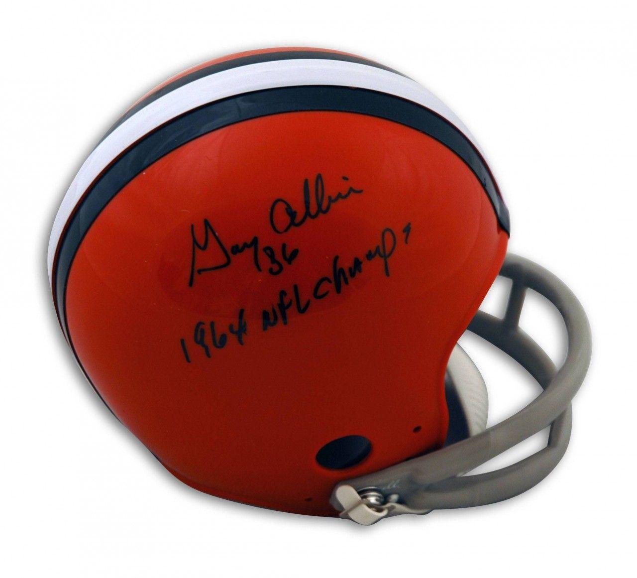 AAA Sports Memorabilia LLC Gary Collins Cleveland Browns