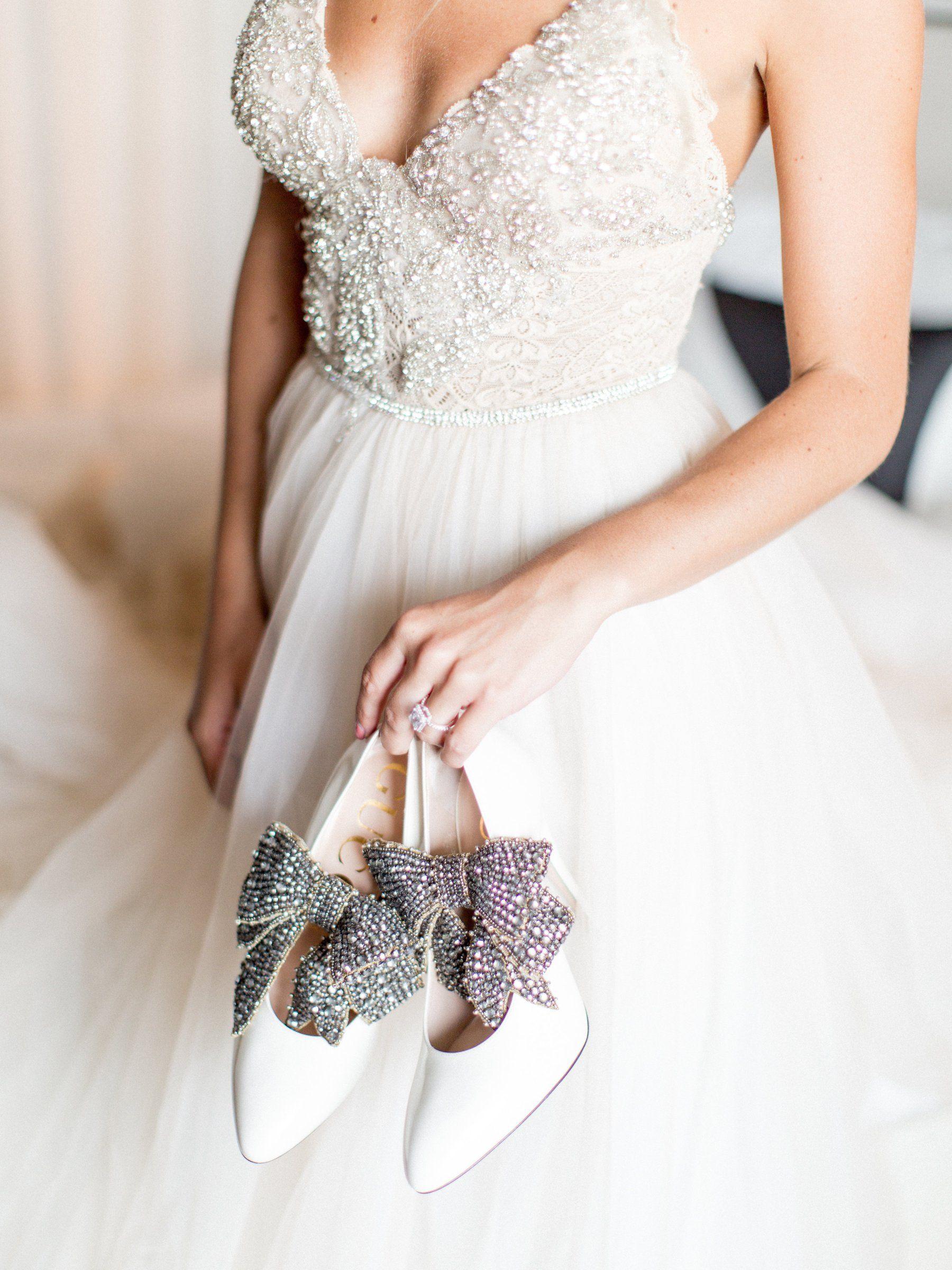 Wedding Shoes Bride 2018 Gucci Fashion