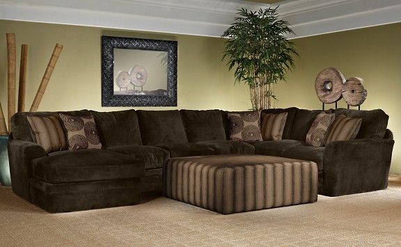 Great Room Living Room Sectional Couches  Google Search  Home Enchanting Living Room With Sectional Review