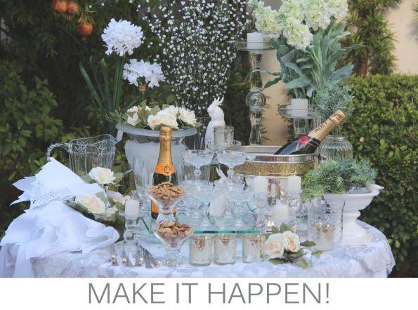 Réveillon   Anfitriã como receber em casa, receber, decoração, festas, decoração de sala, mesas decoradas, enxoval, nosso filhos