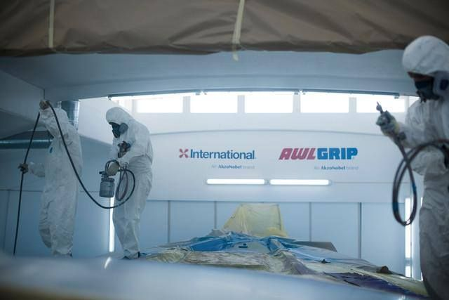 #sport #volvooceanrace #volvooceanrace AkzoNobel named as Official Supplier to The Volvo Ocean Race Boatyard What's new on Lulop.com http://ift.tt/2riUMT8