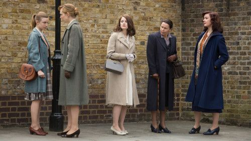 """The """"Threatening"""" Aspects of 'The Bletchley Circle' 
