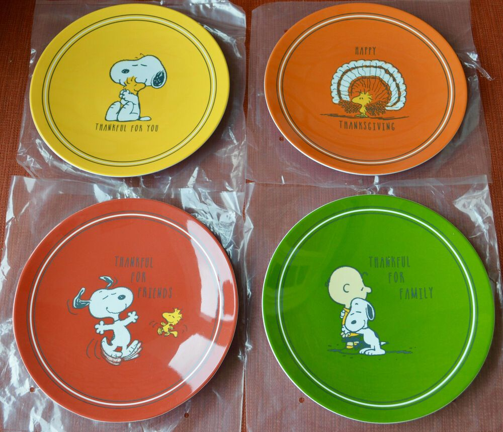 Details About New 4pc Pottery Barn Kids Peanuts