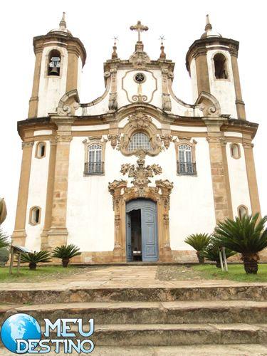 Ouro Preto - pontos turísticos