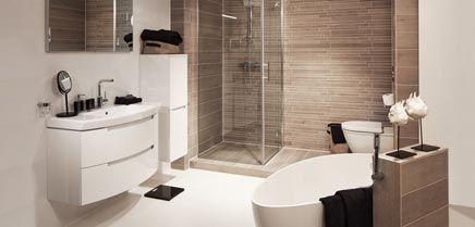 Luxe badkamer Brugman | badkamer | Pinterest