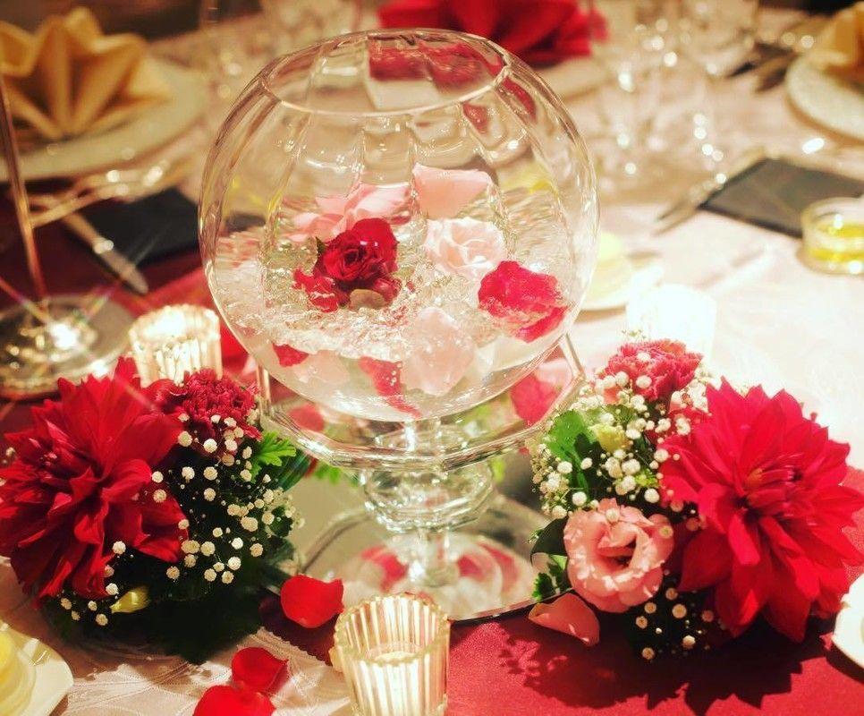 【結婚式レポ】カラードレスは美女と野獣の「ベル」のように♡ファミリーオースで誓う家族の絆