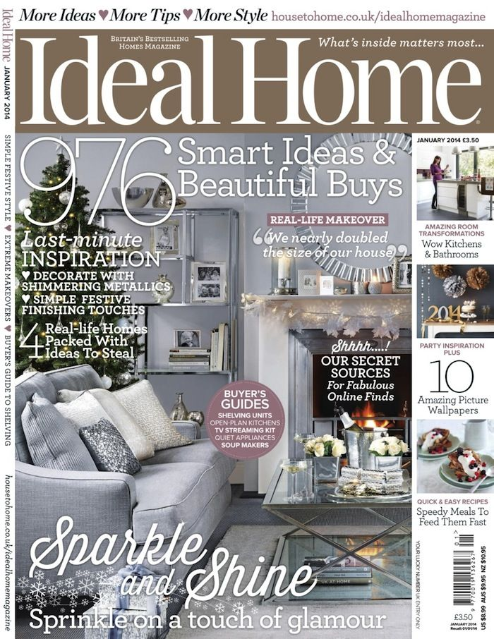attractive homes magazines #1: The UK has many interior design magazines and there are some iconic  worldwide publications, which