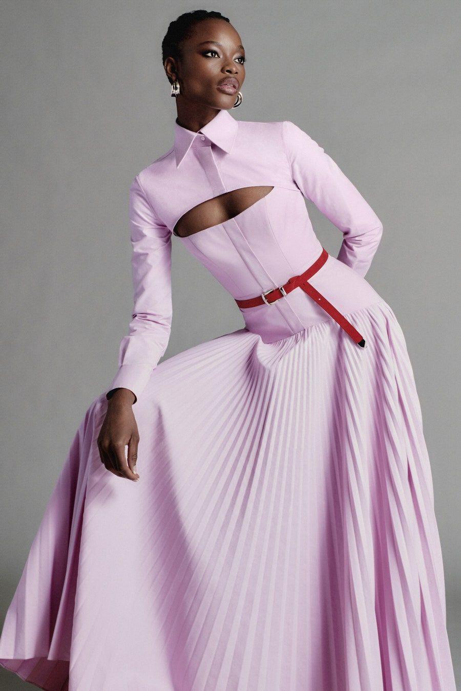 Brandon Maxwell Resort 2021 Fashion Show – stil moda