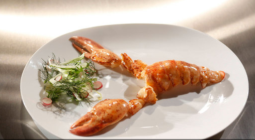 Masterchef Season 4 Episode 7 8 Lobster Png 507 279 Poached Lobster Butter Poached Lobster Gordon Ramsey