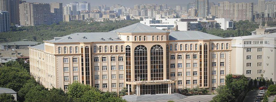 Odlar Yurdu University In Baku Azerbaijan Mansions House Styles Azerbaijan