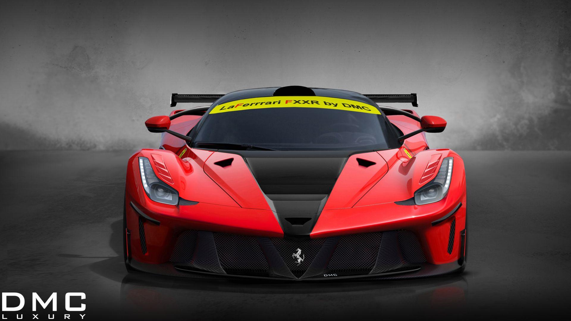 Ferrari Laferrari Fxxr By Dmc Super Carros Carros De Luxo Auto