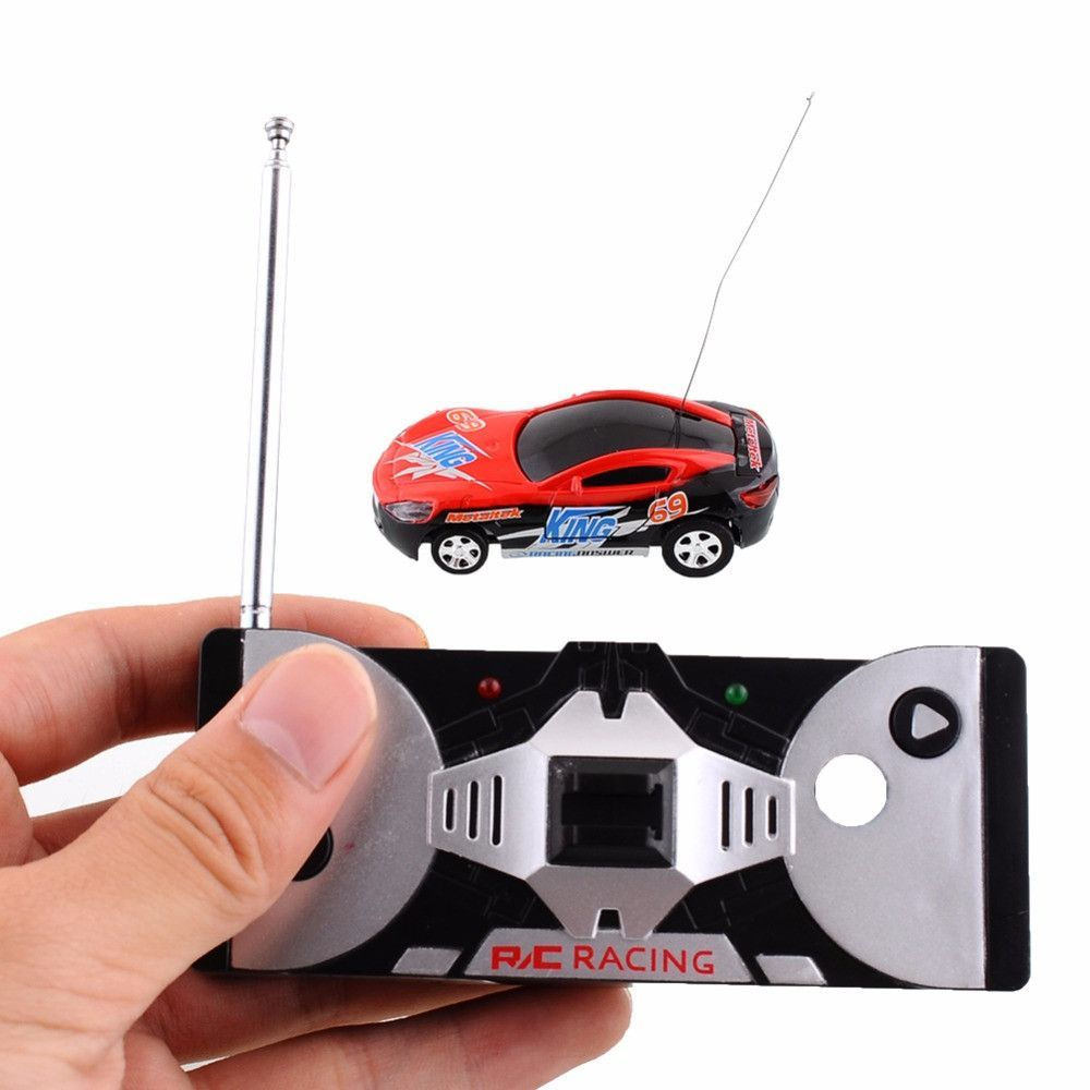 2015 new rc car new coke can mini speed rc radio remote control micro racing cars toy gifts promotion