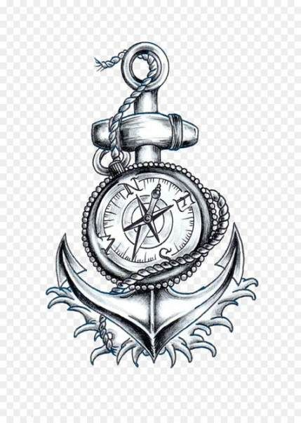 69+ Super Ideas for tattoo compass anchor dads #tattoo