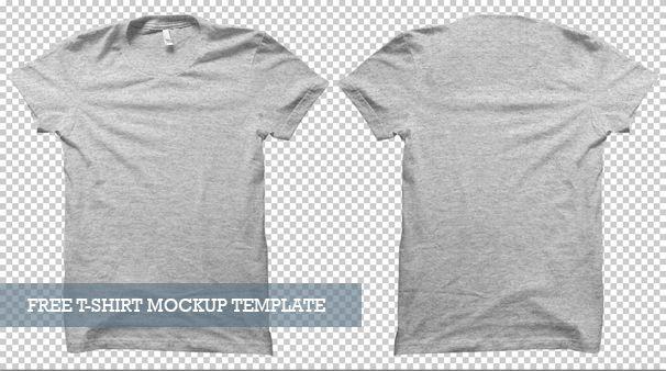 Download Download Our T Shirt Mockup Template For Free Upstate Merch Kaos Model Pakaian Desain