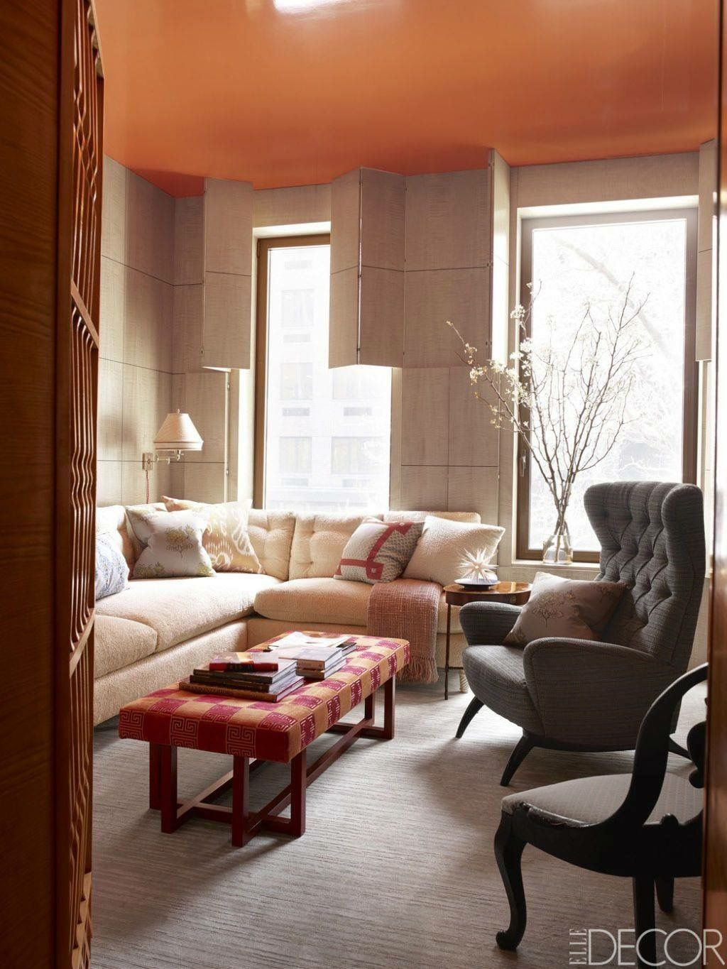 pinshirley arnold on places of home  elle decor