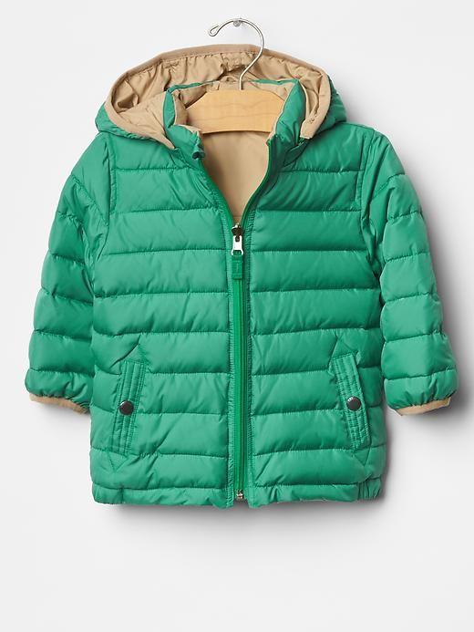 Gap Baby Warmest Reversible Puffer Jacket Size 3 Yrs New