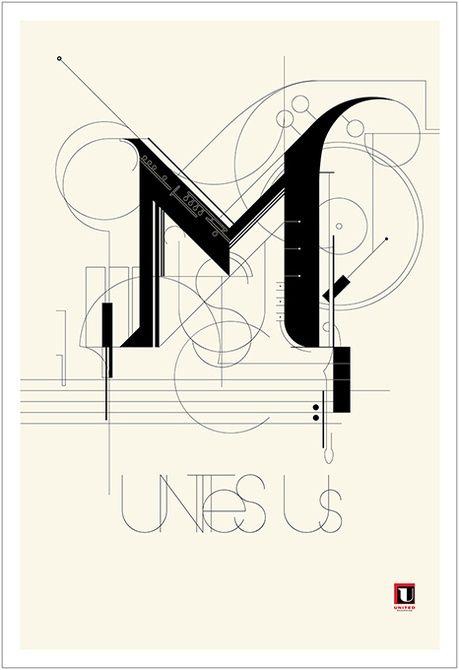 Music Unites Us - Graphis