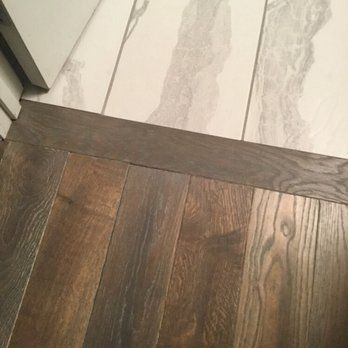 Unique Hardwood Flooring Chicago Il United States Transition From New Hardwood In The