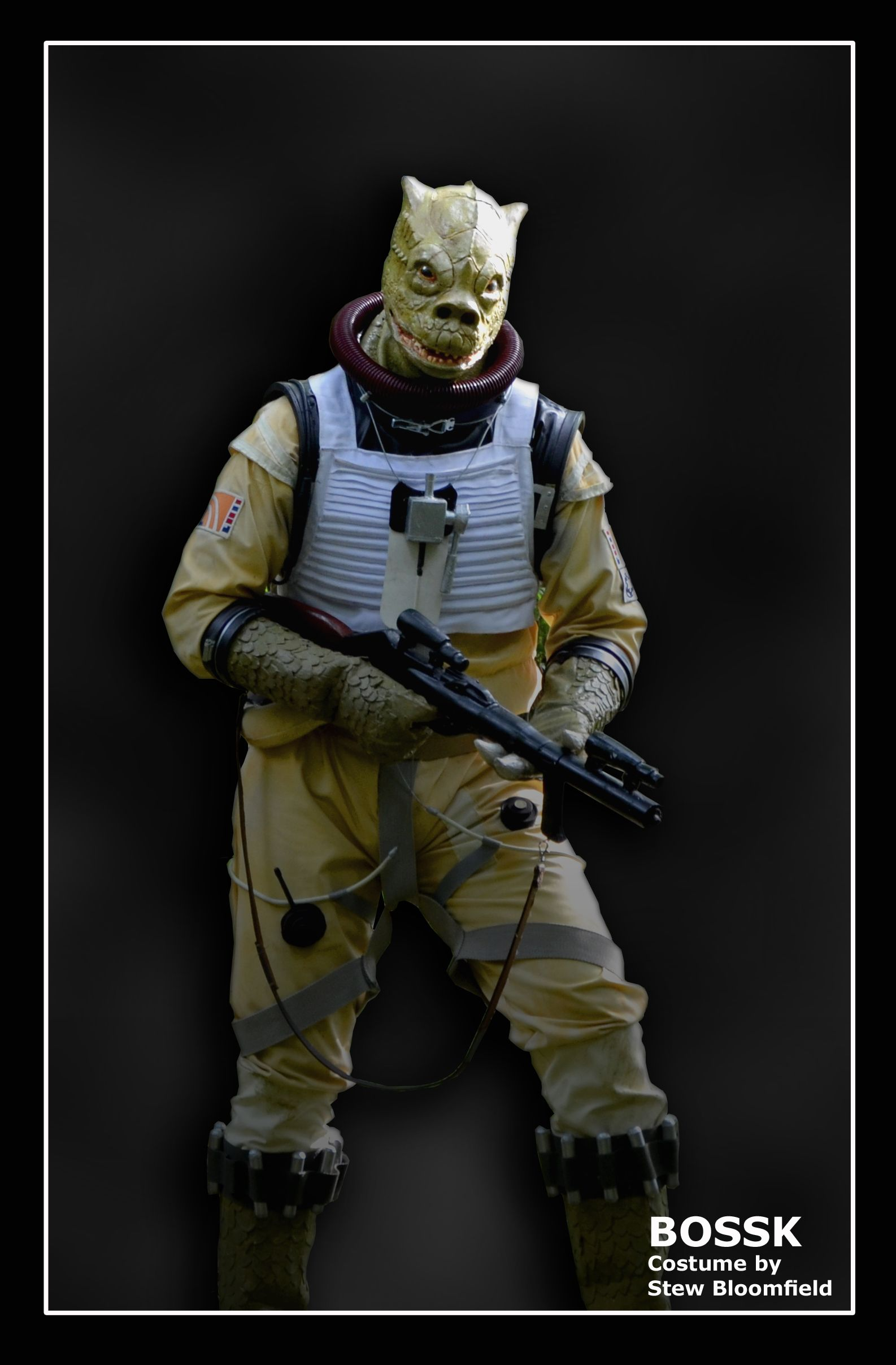Pin By Stew On Bossk Costume Star Wars Ep V Star Wars