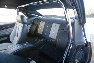 Muscle Car Custom Car Upholstery | Car upholstery, Muscle cars