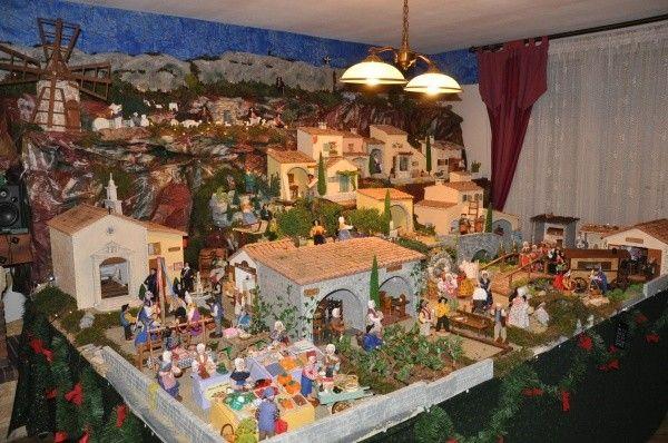 Super Photo De Creche De Noel En Provence   My blog MX53