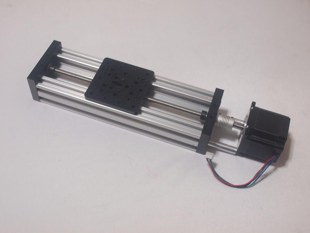 3d Printer Diy Nema 23 C Beam Z Axis Kit Cnc Z Axis