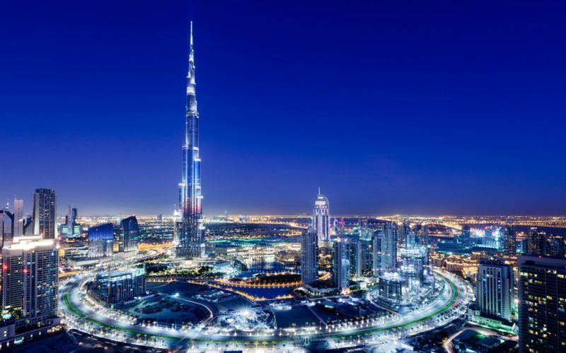 Top 10 Places To Visit In Uae Burj Khalifa Dubai City Dubai
