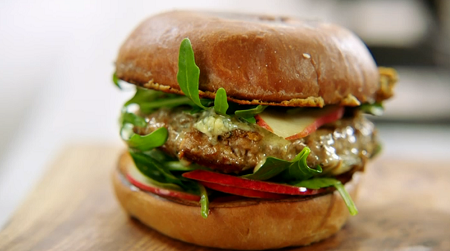 jamie oliver hamburgare recept