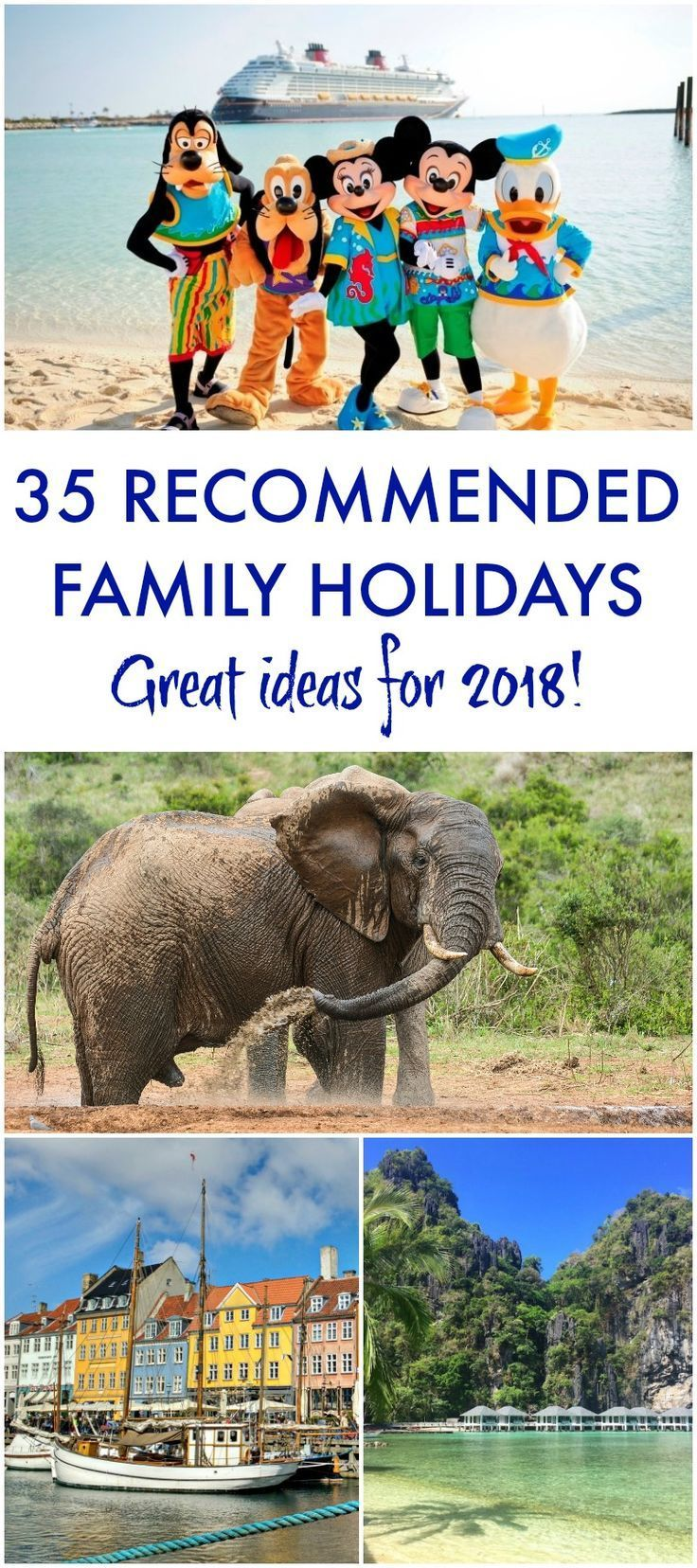 Family holiday ideas 2018: 35 of the best family holidays (UK and