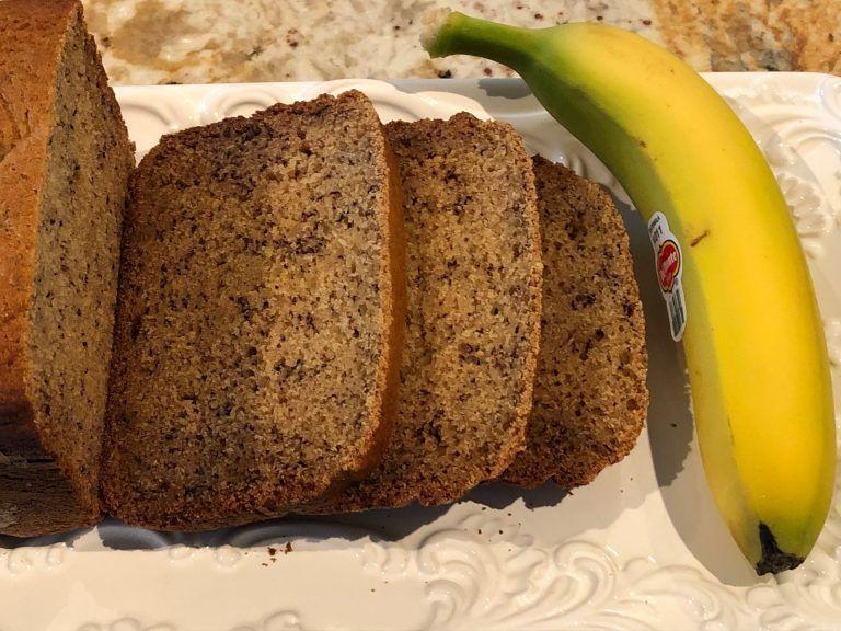 Bread Machine Banana Bread Recipe Classic Version Bread Dad Recipe Bread Machine Banana Bread Bread Maker Banana Bread Bread Maker Recipes