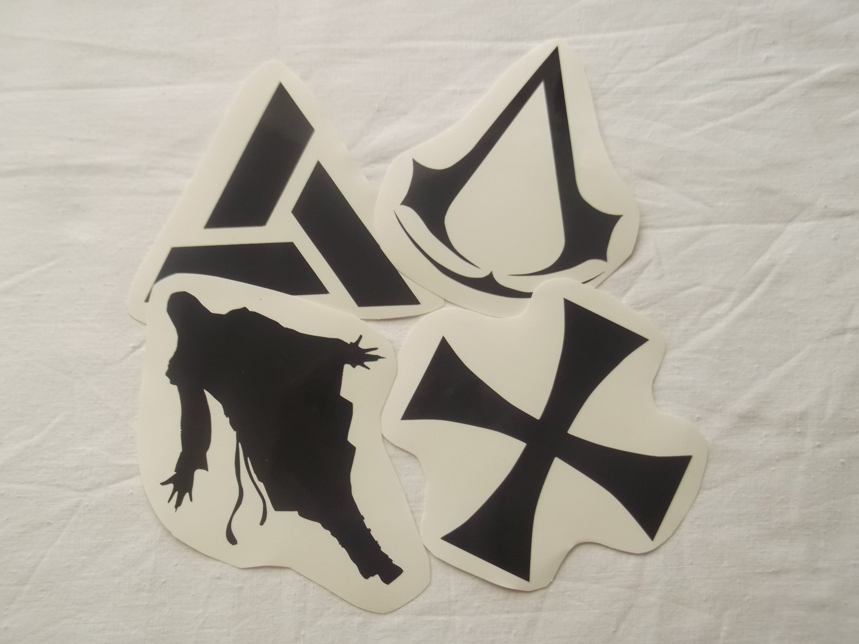 Assassin's Creed Themed Stickers/Decals Assassin's Creed