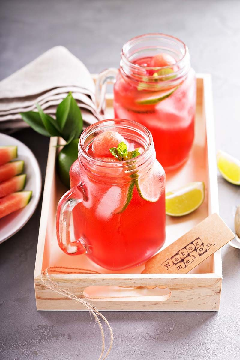 watermelon detox water - recipes | pinterest - ontgiftingwater