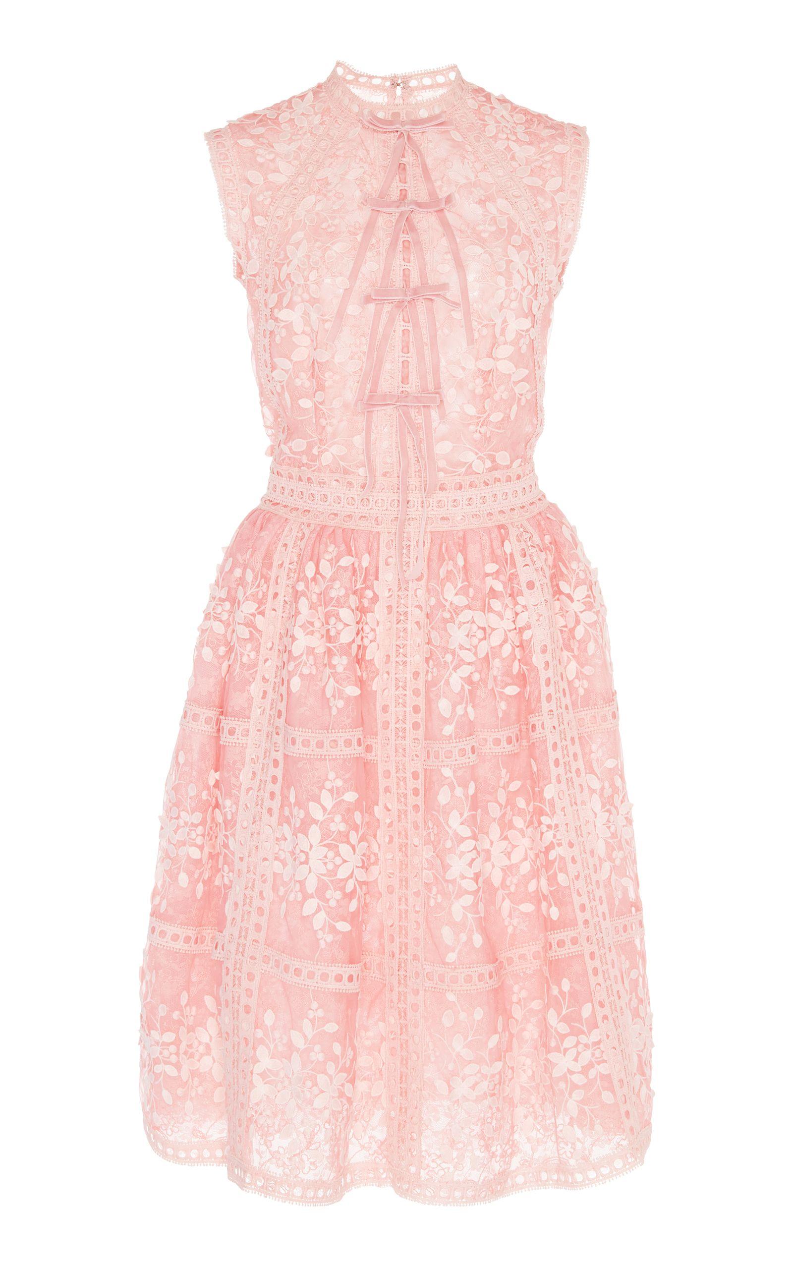 Sleeveless Short Dress Costarellos QIWoDWOpg2