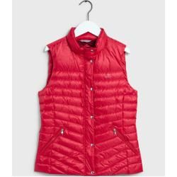 Photo of Gant Light Down Vest (Red) GantGant