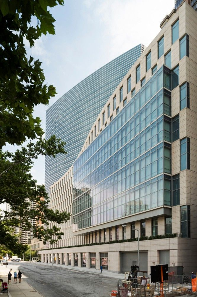 Gallery Of New Fordham Law School / Pei Cobb Freed   7
