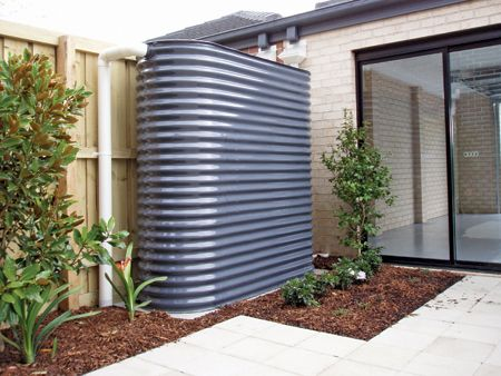 New Ways To Improve Water Efficiency Rainwater