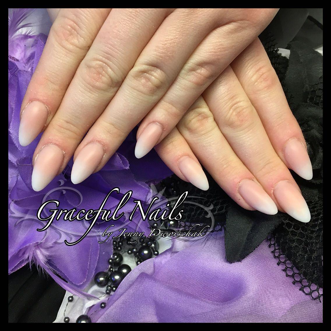 Babyboomer Nails Nägel Acryl | Nails Fullcover French Malerei Gel ...