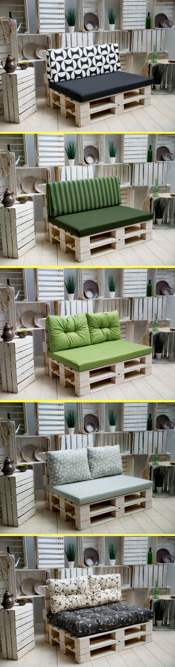 voici les coussins pour palette les moins chers du moment. Black Bedroom Furniture Sets. Home Design Ideas